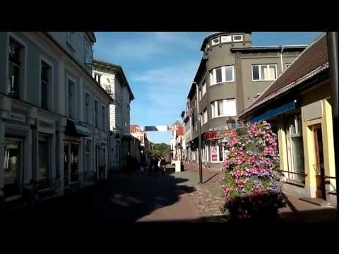 Pärnu, Estonia in june 2012