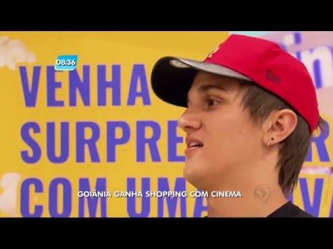 GA - Goiânia Ganha Shopping com Cinema - 28-04-16