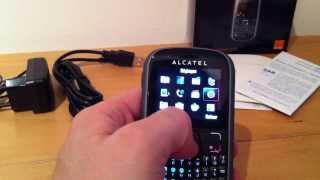 Test de l'Alcatel One Touch 585 (OT-585) | par Top-For-Phone.fr