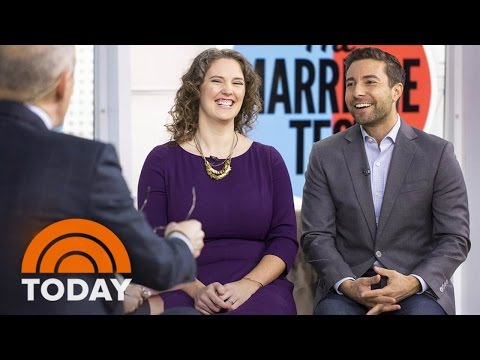 Couple Puts Relationship Through 'The Marriage Test' | TODAY