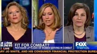 FOX | Women in Combat? Be Careful What You Wish For.