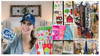 DOLLAR TREE HAUL | SHOCKING POTTERY BARN DUPE | RUN TO GET THESE!!