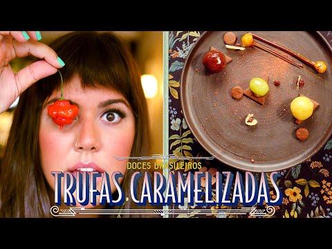 COMO FAZER TRUFA (DE VERDADE) CARAMELIZADA | RAIZA COSTA
