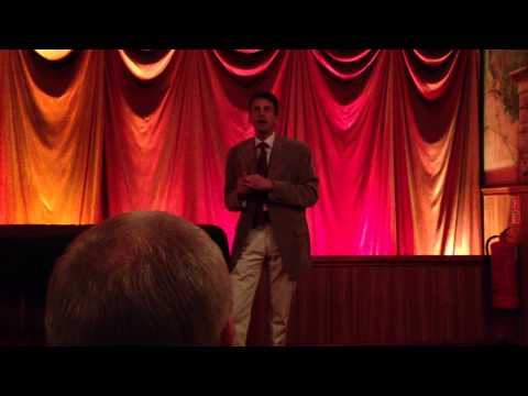 Day in the life of a Bomber Command Lancaster crew, by Sean Taylor at the Kinema (11.09.13)