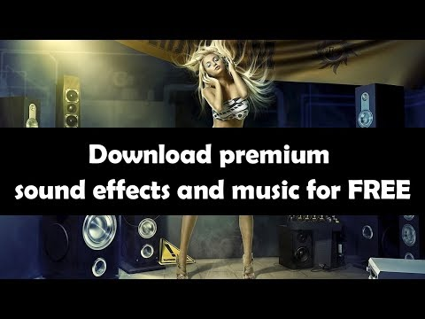 How to download premium sound effects, music and loops from audioblocks