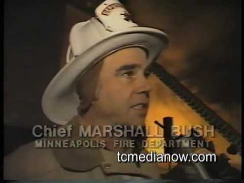 WCCO-TV Coverage of 1982 Thanksgiving Fire