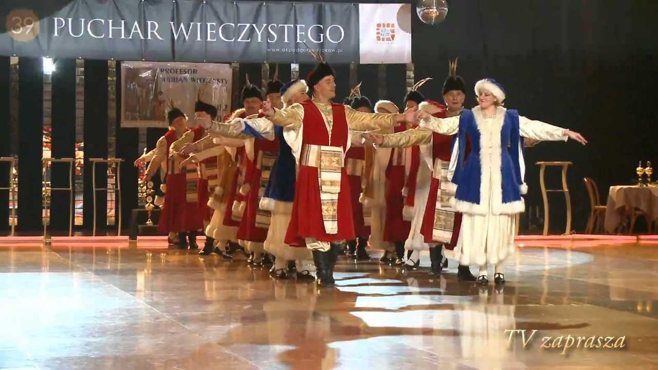 Polonez. Turniej Tańca Towarzyskiego o Puchar Wieczystego 2013
