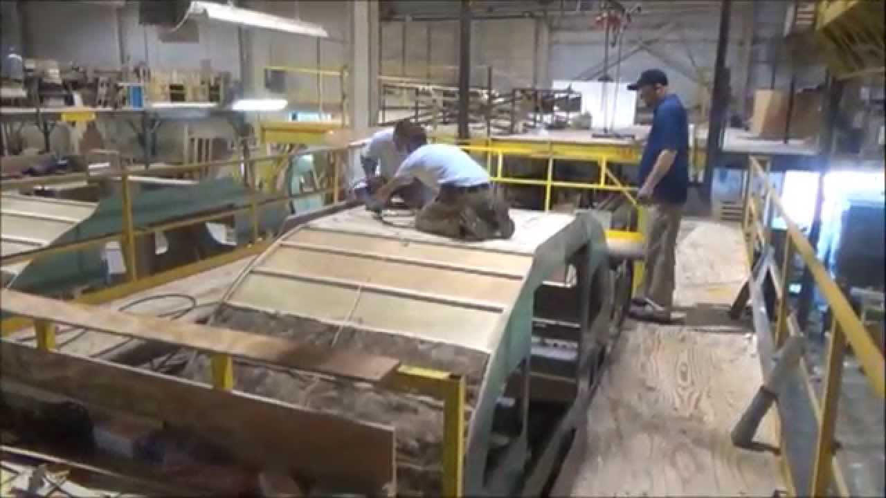 The 2014 Forest River R Pod Factory Tour Youtube