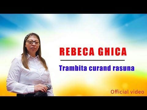 REBECA GHICA - TRAMBITA DIN CER RASUNA 2018