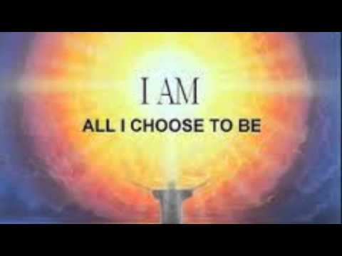 """THE INFINITE POWER OF THE """"I AM"""" PRESENCE"""