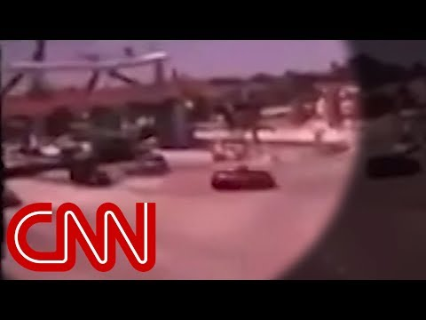 See moment Florida bridge collapsed