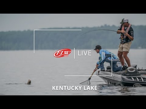 FLW Live Coverage   Kentucky Lake   Day 3
