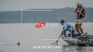 FLW Live Coverage | Kentucky Lake | Day 3