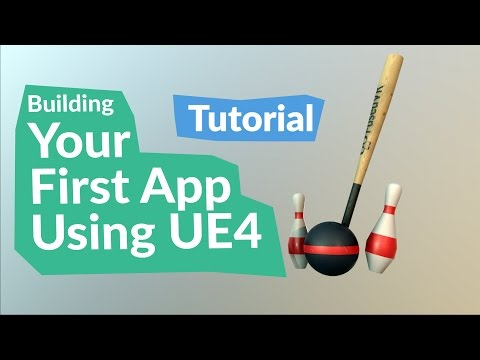 Your First VR App Using Unreal Engine (UE4)