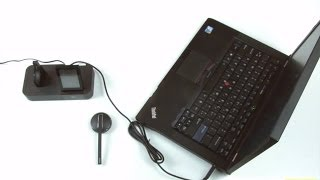 How to adjust settings and use the Jabra PRO™ 9460_70 with Microsoft Lync