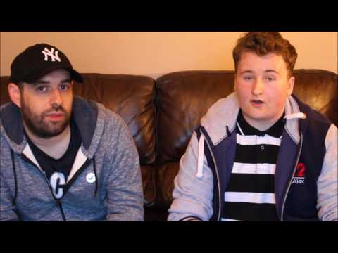 15 minute gamer (Tony) & TR2 Robot Wars Charity Auction