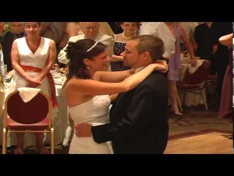Dj Announcement Wedding Reception Townsend Wedding Youtube