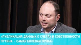 Кара-Мурза про доклад об активах Путина