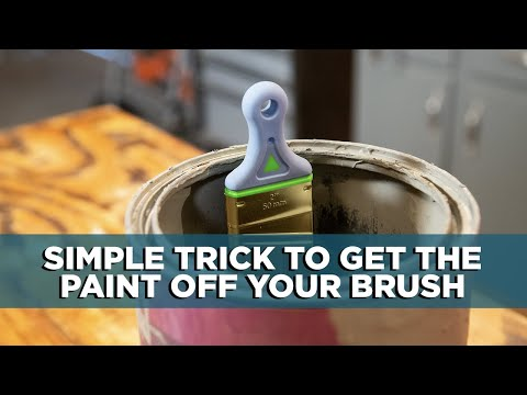 How to Clean Paint Off Brushes with Vinegar