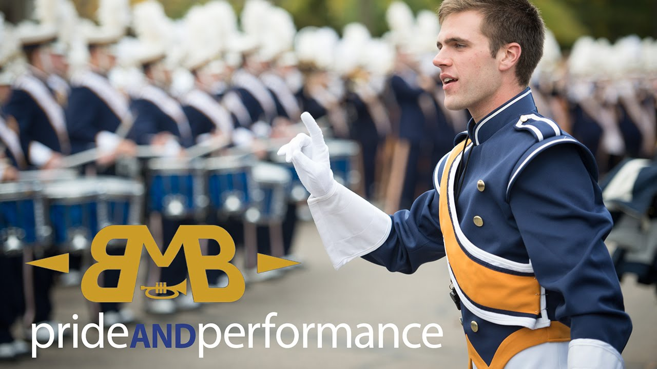 Blugold Marching Band | University of Wisconsin-Eau Claire