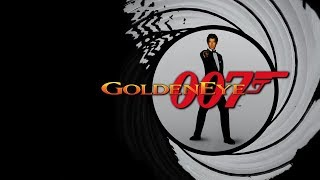 Goldeneye 007 - I am not good at this