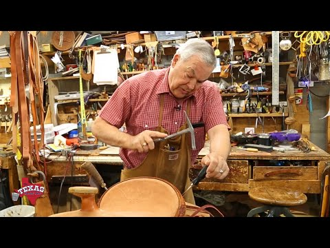 The Texas Bucket List - Oliver Saddle Shop In Amarillo