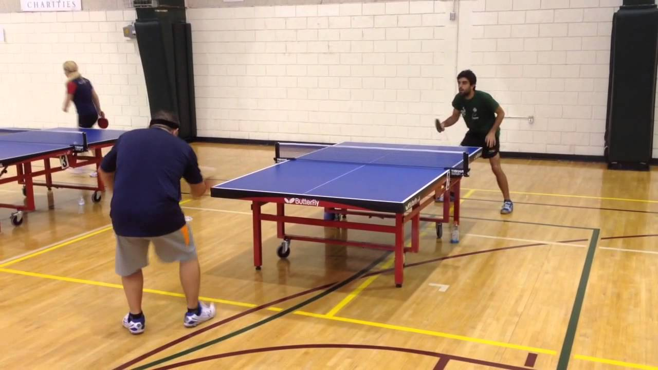 Table Tennis Database