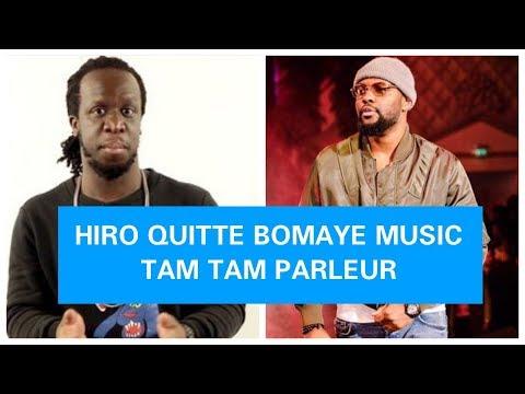 Hiro quitte Bomayé music