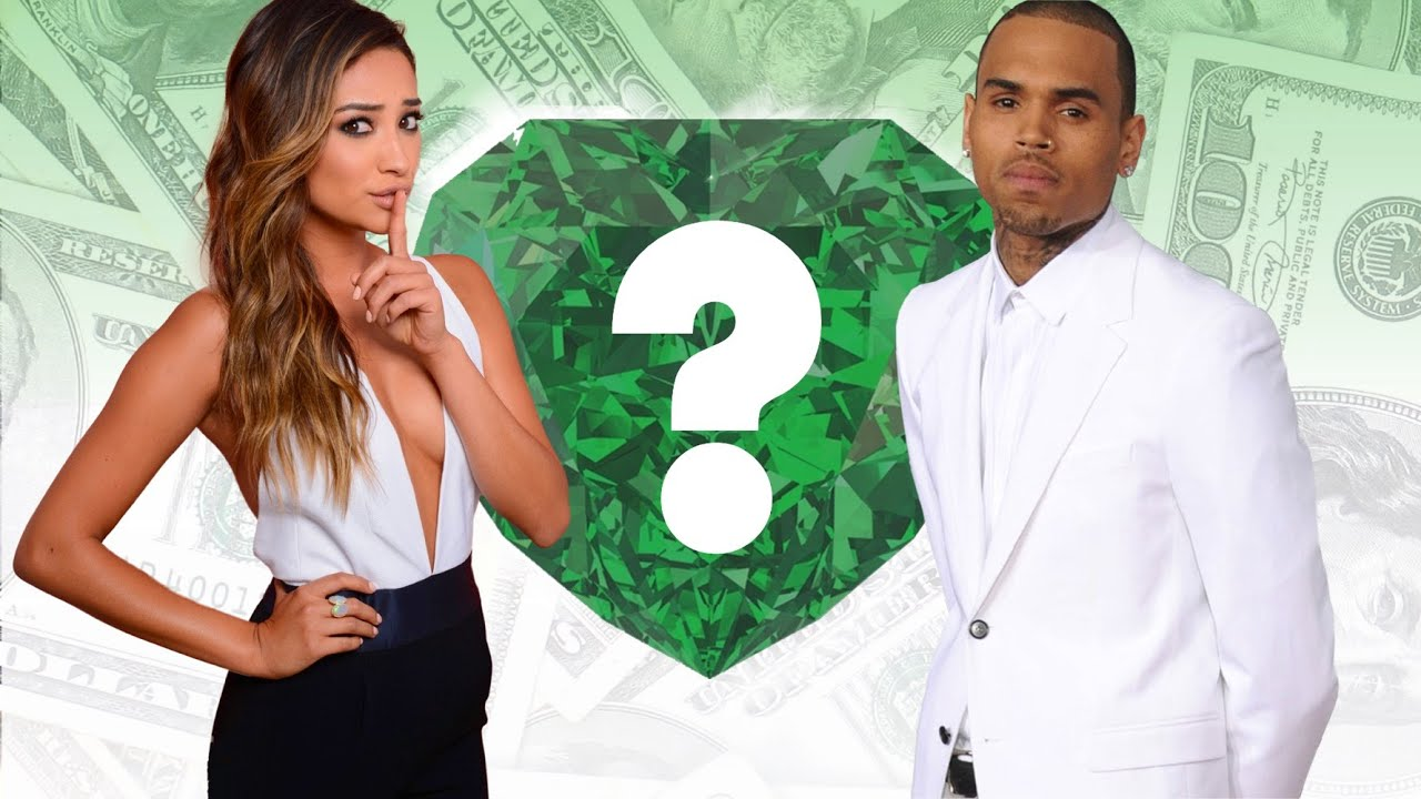 WHO'S RICHER? - Shay Mitchell or Chris Brown? - Net Worth ...
