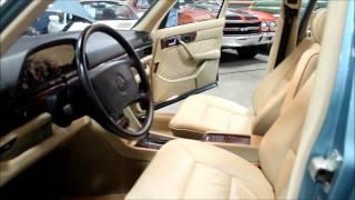 1991 mercedes 560SEL