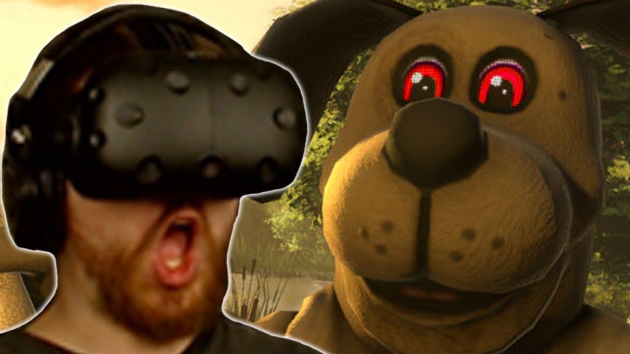 2255cd5c922c DUCK SEASON - Duck Hunt VR Horror Game - YouTube