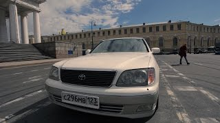 Toyota Celsior UCF21. Японский премиум за 300к.