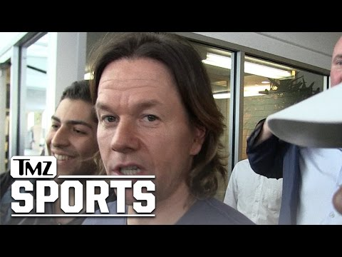 Mark Wahlberg -- If McGregor Wants UFC Ownership ... I'll Give Him Some of Mine!