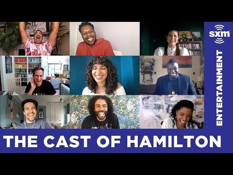 'Hamilton' Cast Shares Horror Stories of Forgetting Lines & Lyrics