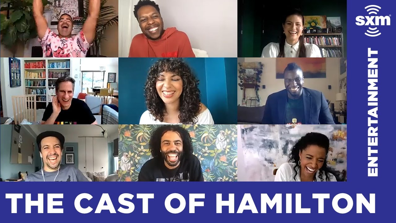 'Hamilton' Cast Shares Horror Stories of Forgetting Lines and Lyrics