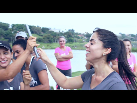 1º desafio Running Woman