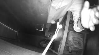 Fingerprints can destroy the night vision on your CCTV Camera