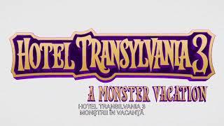 Trailer in limba Romana-Hotel Transilvania
