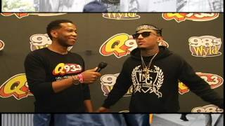 kirko bangz and nicole murphy interview with trey white or q93