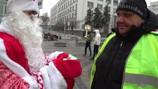 Новые Сани Деда Мороза или как собрать машину своими руками
