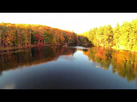 Autumn Foliage Riverwalk, Somersworth, New Hampshire Music: Mike Oldfield - On My Heart
