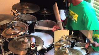 Deorro X Chris Brown Five More Hours - Drum Cover.mp3