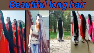 Most popular Tik tok musically videos.Awesome long hair