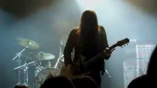 Uncle Acid & the deadbeats 09-19-2015 Chicago PUSHER MAN