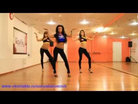 Уроки go go dance