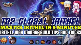 Irithel Builds Tips And Tricks - Master Irithel In 10 Minutes - Mobile Legends