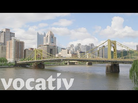 Pittsburgh's Green Tech Economy That Trump Just Doesn't Get