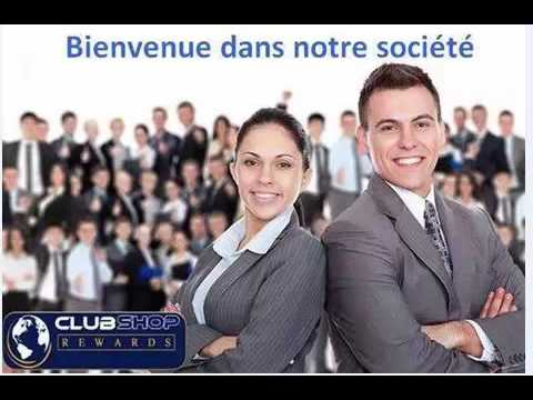 emission sur la société international DHS Club Shop Rewards