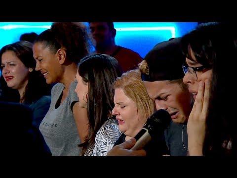 ¡Todos se largaron a llorar enfrente de Guido!