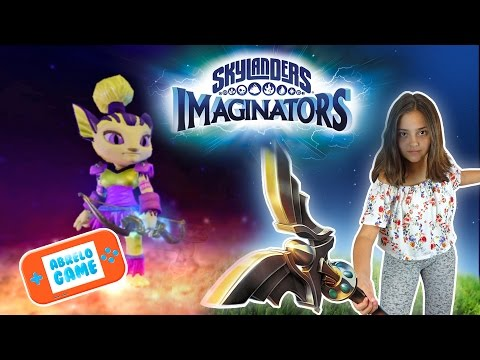 Skylanders Imaginators Gameplay en español Capitulo 2 Skylanders Personalizados en Abrelo Game